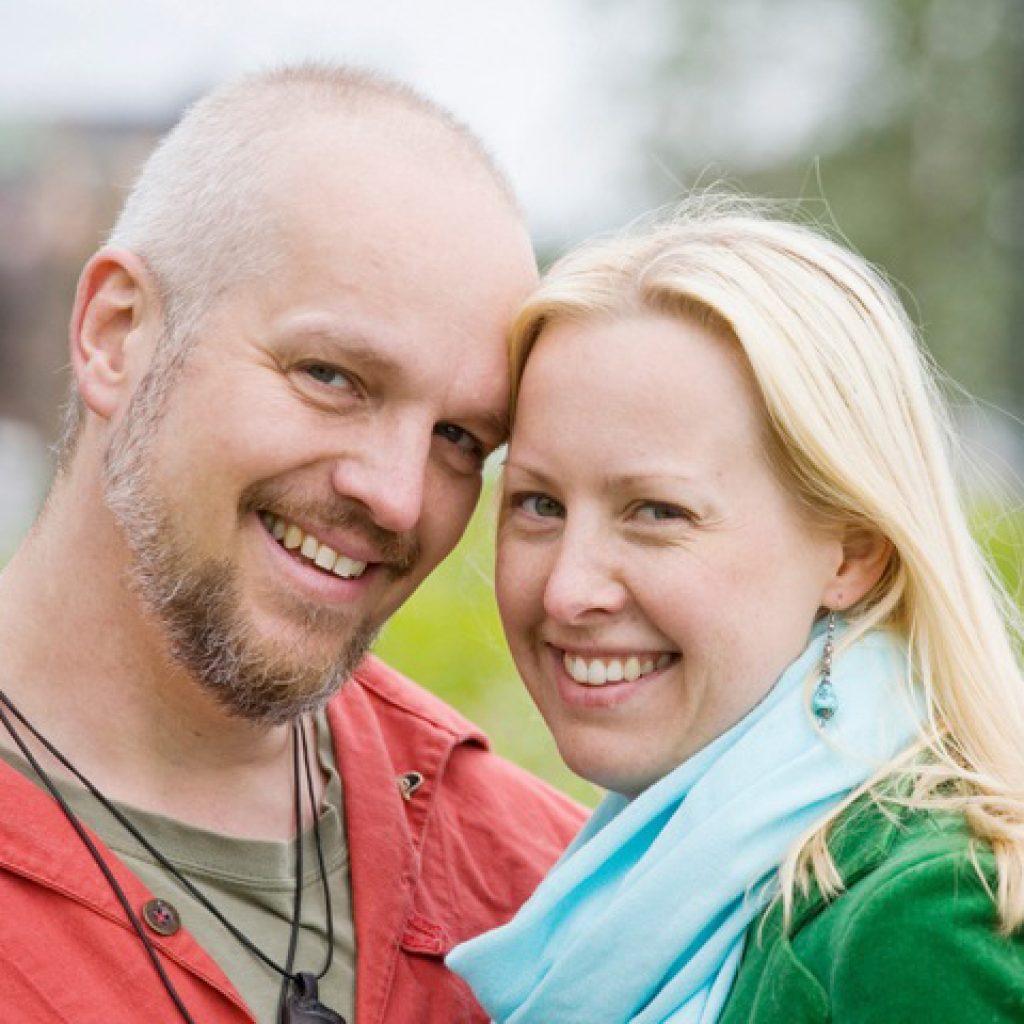Jennie & Calle Rehbinder